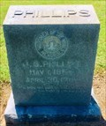 Image for J.G. Phillips - Forest Grove Cemetery - Telephone, TX