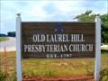 Image for Old Laurel Hill Presbyterian Church - near Laurinburg, NC