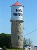 Image for New Vienna Water Tower - New Vienna, Iowa