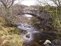 Image for Beardown Aqueduct, near Princetown, Dartmoor.