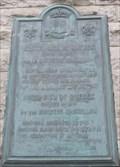 Image for Plaque de l'Hôtel-Dieu de Québec Plaque - Québec, Québec