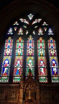Image for Stained Glass Windows - St Bartholomew - Sutton Waldron, Dorset