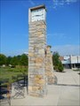 Image for Frankhouser Clock at Perkins Plaza, Penn State Berks, Reading, PA USA