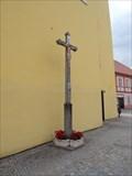 Image for Kríž u kostela Zvestování Páne - Vlachovo Brezí, okres Prachatice, CZ