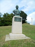 Image for Brigadier General Daniel W. Adams Bust - Vicksburg National Military Park
