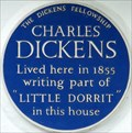 Image for Charles Dickens - Albion Villas, Folkestone, UK