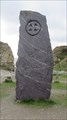 Image for Celtic Cross Monolith - Rhoose, Vale of Glamorgan, Wales.