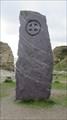 Image for Celtic Cross Monolith - Rhoose, Vale of Glamorgan, Wales.