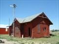 Image for Weskan Kansas Depot - Wallace, Kansas