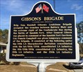 Image for Gibson's Brigade - Spanish Fort, Alabama