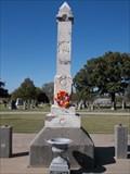 Image for Girard GAR Memorial Obelisk - Girard, Ks.