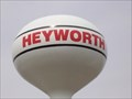 Image for Heyworth, Illinois Water tower 1.