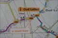 Image for You Are Here Map - Oud Lutten NL