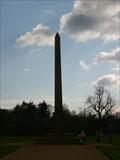 Image for Egyptian Obelisk - Kingston Lacy, Wimborne Minster, Dorset, UK