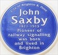 Image for John Saxby - Brighton Railway Station, Brighton, UK