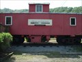 Image for Harlan County Chamber of Commerce Caboose - Harlan, KY