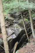 Image for Little Cascade Falls - Mt. Ascutney State Park - Weathersfield, VT