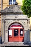 Image for Renaissance portal of the Khom House / Renezancní portál Khomovského domu - Chrudim (East Bohemia)
