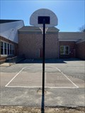 Image for Basketball Court at Clayville School - Clayville, Rhode Island