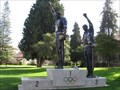 Image for Olympic Black Power Statue statue - San Jose, CA