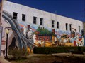 Image for Cotton Square Mural - Lufkin, Texas