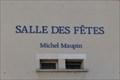 Image for La salle Michel Maupin - Lussac-lès-Châteaux, France