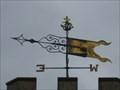 Image for Wroxton Dovecote Weathervane - Wroxton, Oxfordshire, UK