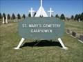Image for St. Mary Cemetery; Garryowen, South Dakota