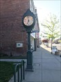 Image for Palouse Clock - Palouse, WA