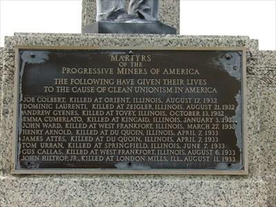 "veritas vita visited Mary ""Mother"" Jones - Union Miners"
