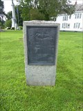 Image for Knox Trail Marker - Waterford, NY