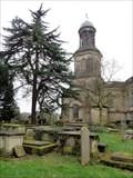 Image for St Chad's Churchyard - Shrewsbury, Shropshire, UK