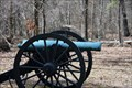 Image for 12 Pounder Napoleon Cannon (west)  ~ Chickamauga  National Battlefield