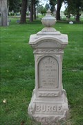 Image for Hazel Burge - Cedar Cemetery - Montrose, CO