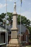 Image for Appomattox County Confederate Memorial - Appomattox, Virginia