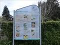 Image for Info Board 'Wildbienen' - Rottenburg, Germany, BW