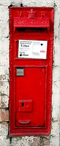 Image for Post Box - Birmingham Road, Stratford-upon-Avon, Warwickshire, UK