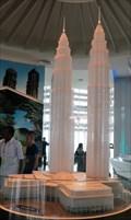 Image for Petronas Towers -  Scale Replica - Kuala Lumpa, Malaysia.