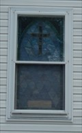 Image for Rear Stained Glass Windows-Gough United Methodist Church - Cockeysville MD