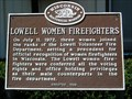 Image for Lowell Women Firefighters