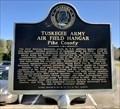 Image for Tuskegee Army Air Field Hangar - Troy, AL