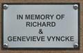 Image for Richard & Genevieve Vyncke ~ Silvis, Illinois