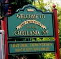Image for The Crown City - Cortland, NY