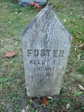 Image for Kelly E. Foster - Cave Cemetery