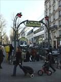 Image for Bouche d'Entrée Guimard Station Colonel Fabien - Paris, France