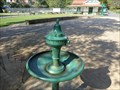 Image for Fountain Seating - Cwndonkin Park - Swansea, Wales.