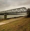 Image for Railway bridge over Danube - Komárno, Slovakia