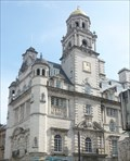 Image for 'Boutique hotel to open in derelict landmark building in Liverpool' - Liverpool, Merseyside, UK.