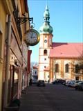 Image for Town Clock in Sokolov -  35601 Sokolov/ Karlovarský kraj/ CZ