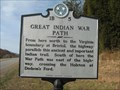 Image for Great Indian War Path - 1B 5 - Rogersville, TN